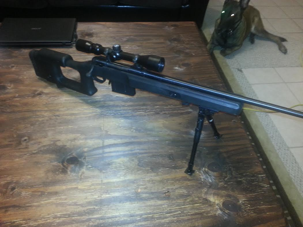 choate ultimate varmint stock opinions?